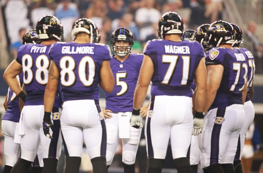 The Circus Act, Adversity And Success Of The The 2014 Ravens