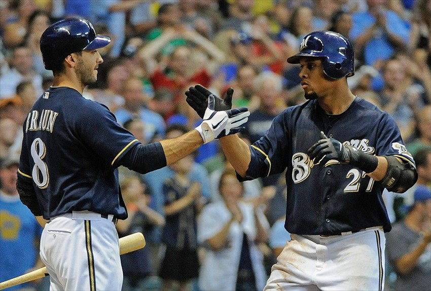 Fantasy Baseball 2014: Milwaukee Brewers Hitting, Pitching Projections