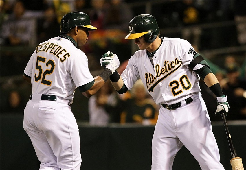 Fantasy Baseball 2014: Oakland A's Hitting and Pitching Projections