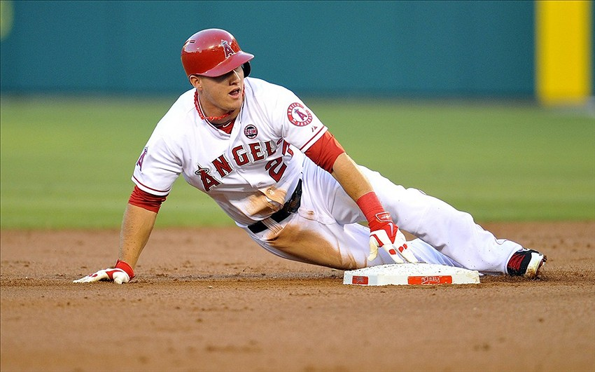 Mike Trout: Why Angels OF will be 2014 Fantasy Baseball Offensive MVP