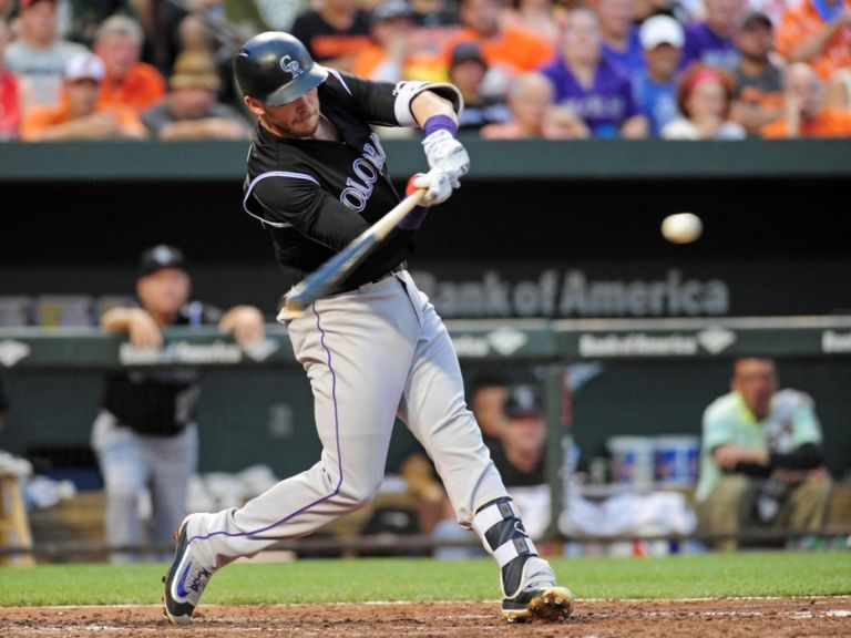 Rockies: Trevor Story Out for the Rest of Season