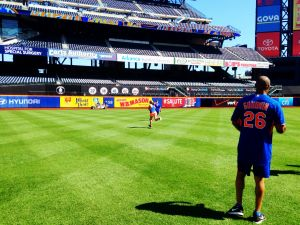 Mets Women's Baseball Clinic