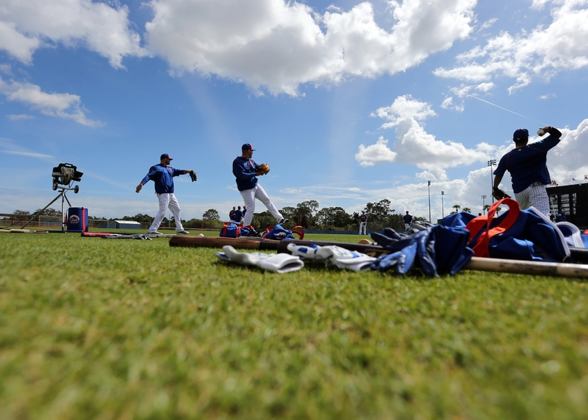 9131463-mlb-new-york-mets-workouts