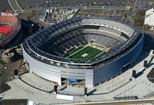 MetLife Stadium, the site of the upcoming Super Bowl, is making everyone talk about how a cold weather Super Bowl is going to look.