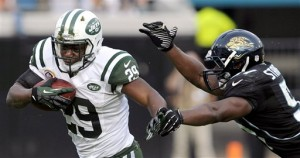 Jets RB Blial Powell will be a big factor in the Jets running game down this important stretch for the Jets.
