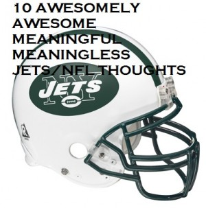 New York Jets Helmet Brand