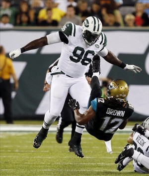 "Could D-lineman Mo Wilkerson be the "" MVP"" of the Jets defense?"