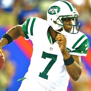 Rookie Geno Smith gets the start Sunday