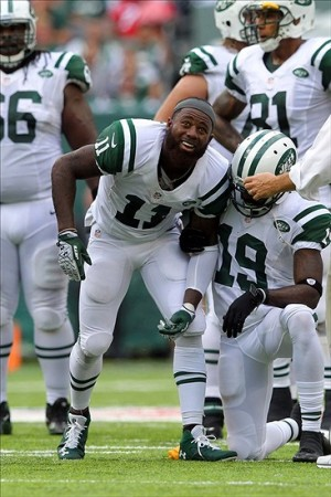The Jets get receiver Jeremy Kerley back this week, which instantly boosts the offense