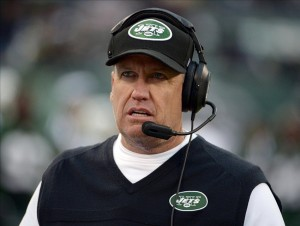 The 2014 NFL Draft is going to be vital for the future of the Jets. Will Rex be a part of it?