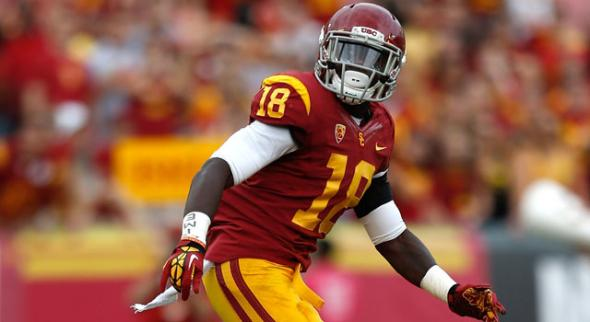 USC Safety Dion Bailey would be perfect for the Jets with their first 3rd round pick in this year's draft.