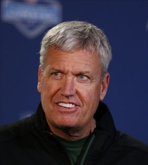 Rex Ryan will certainly be looking to add talent to the Jets roster through the draft