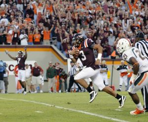 No matter how you feel about Logan Thomas, he's an absolute steal in the late rounds.
