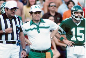 Walt Michaels was looking to turn the Jets around in 1977, after finishing 3-11 in 1976.
