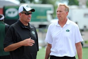 Both Rex and Idzik have many tough roster decisions to make in the near future.