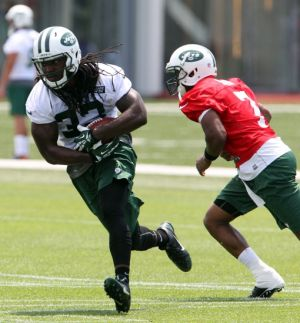 Ivory had himself a great first season as a Jet, but will he get as many touches this year?