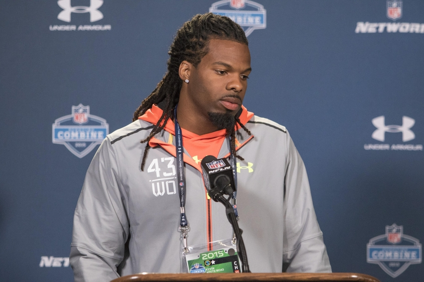 2015 Nfl Draft Profile Kevin White Wr West Virginia