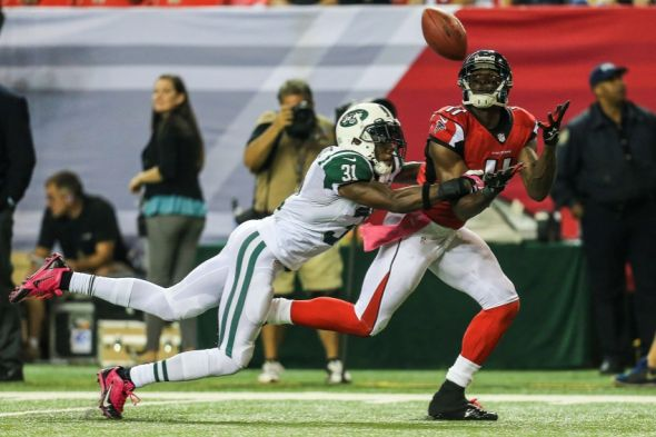 atlanta falcons vs new york jets