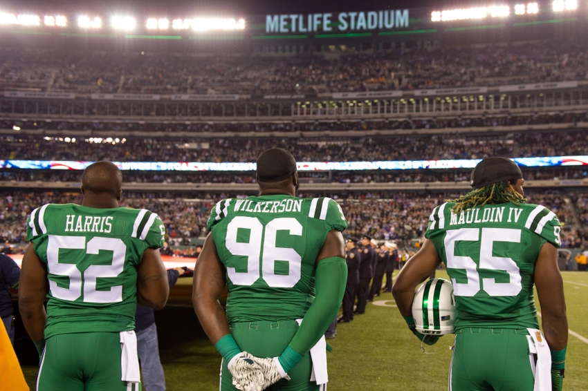 Muhammad-wilkerson-lorenzo-mauldin-david-harris-nfl-buffalo-bills-new-york-jets