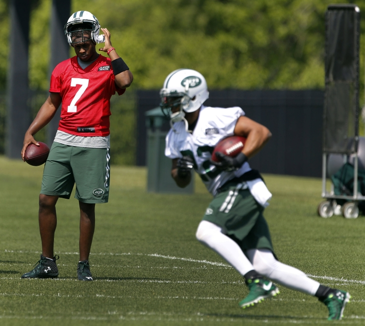 Geno-smith-matt-forte-nfl-new-york-jets-ota