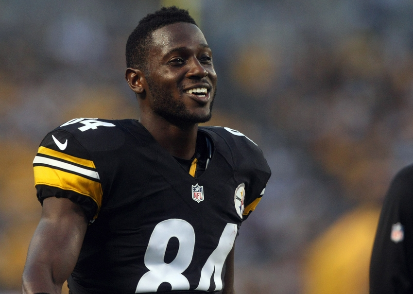 top nfl receivers ravens steelers over under