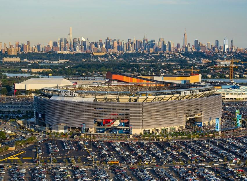 New York Giants Home Field