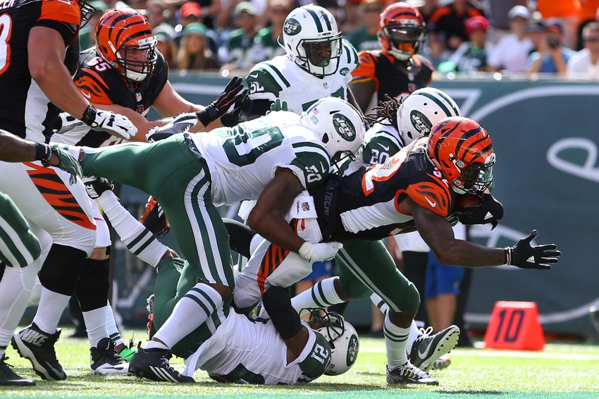 jets bengals spread ncaa football predictions today