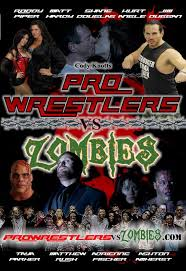 Wrestlers vs Zombies