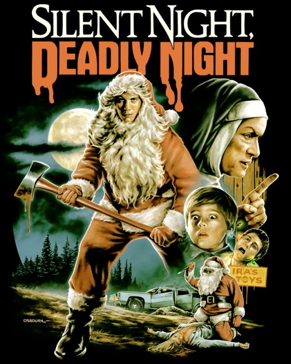 Silent Night, Deadly Night: 30-Year Limited Edition Box Set
