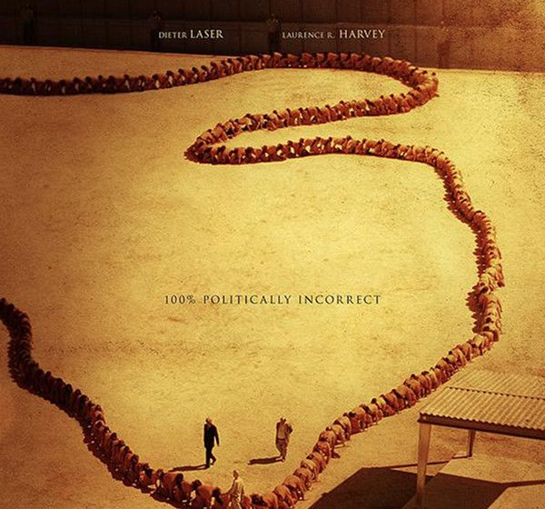 Revolting Poster Released for The Human Centipede 3Human Centipede Movie Poster