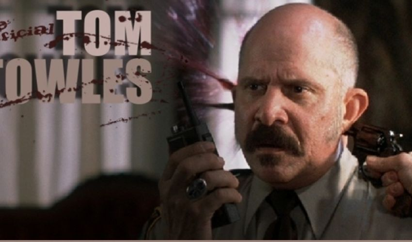 Tom Towles RIP Tom Towles Horror actor