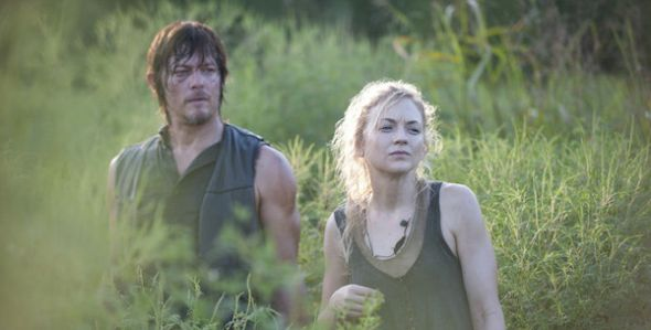 daryl and beth relationship in real life