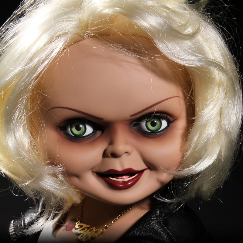 pre order bride of chucky talking tiffany doll