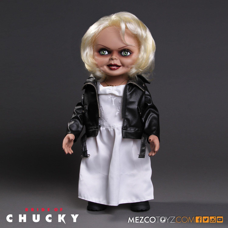 Pre-Order 'Bride of Chucky' Talking Tiffany Doll