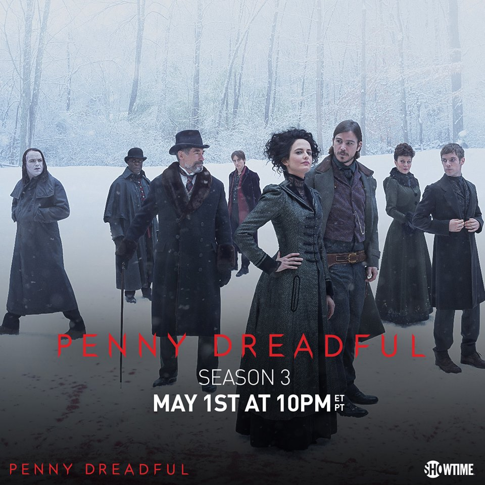 Penny Dreadful: 'Embrace the Dark Side' with Season Three Trailer