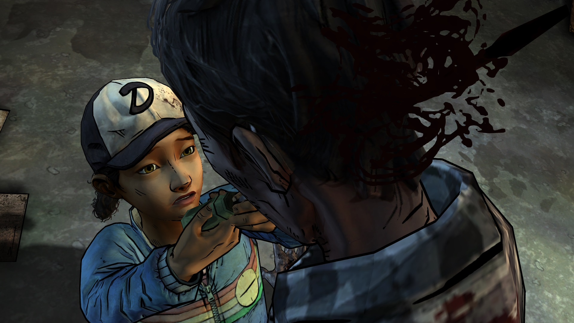 A Tale Of One House Clementine Will Return In The Walking Dead Game Season 3