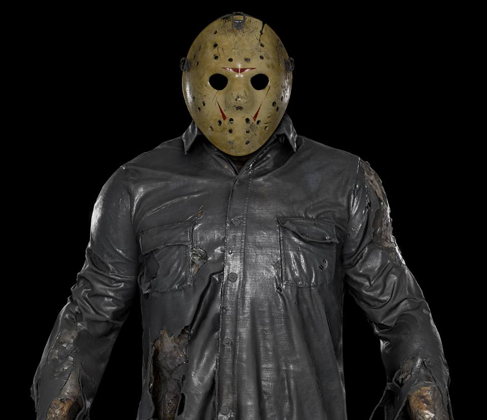 Check Out 'Friday the 13th: The Game' Images of Part 8 Jason