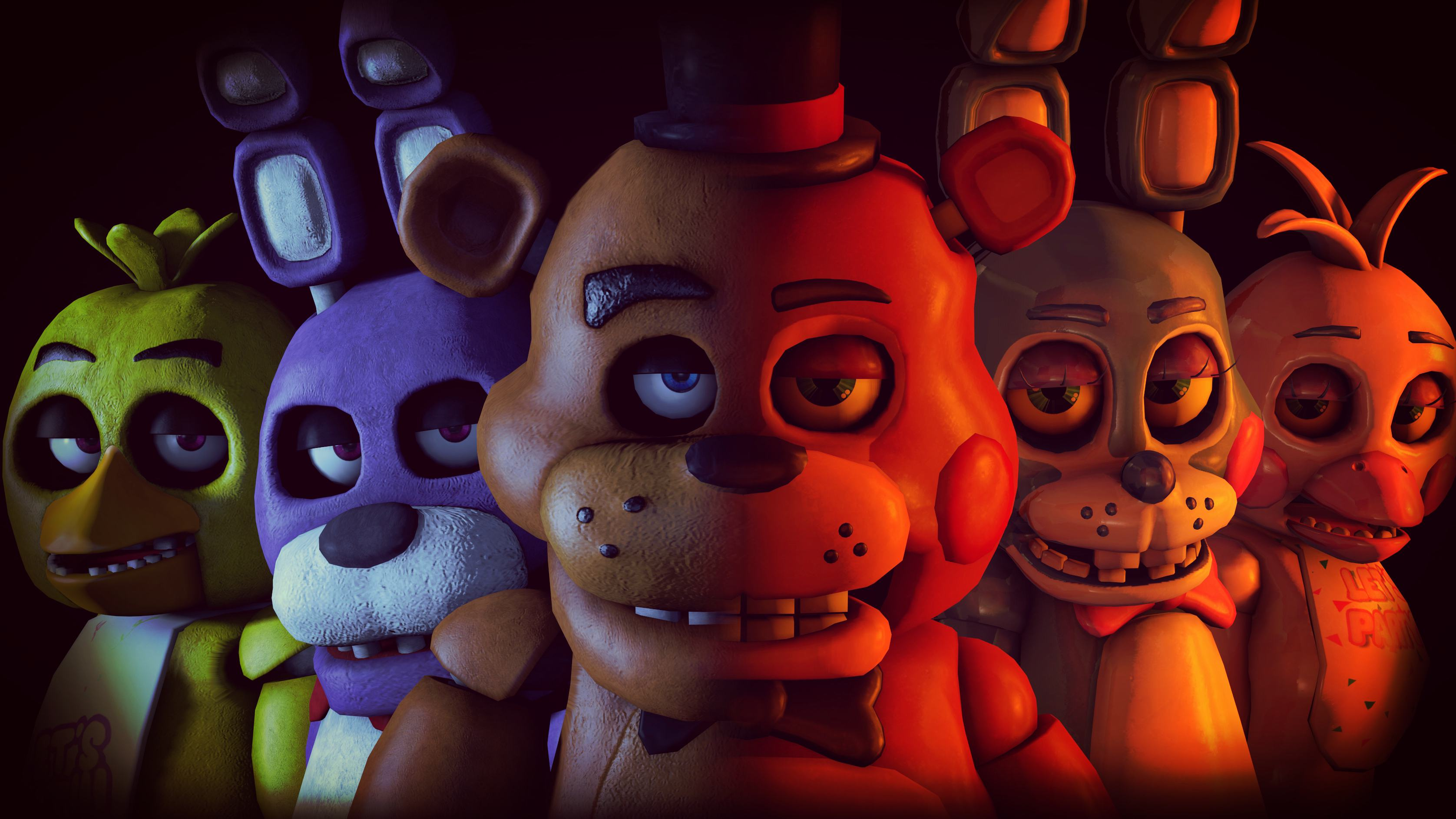 'Five Nights at Freddy's' Creator Confirms Upcoming Movie