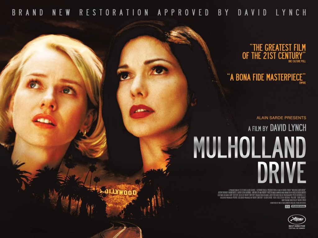 how to get to mulholland drive