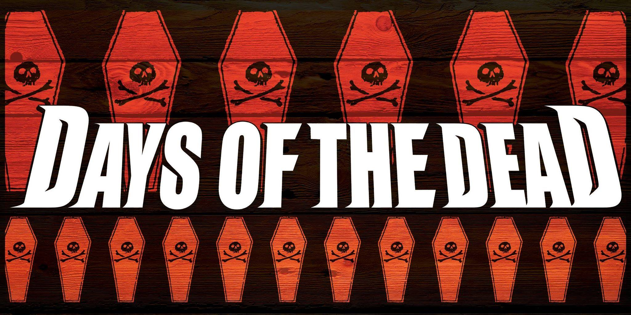 The Dead Are Ready To Party In The Derby City: Days Of The ...