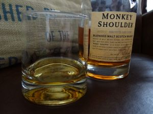 Monkey Shoulder blended malt
