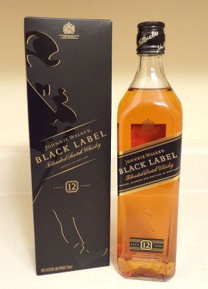 Johnnie Walker blended scotch