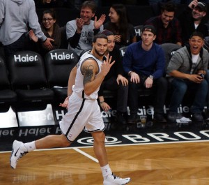 The Brooklyn Nets are a different team when Deron Williams is healthy. (Photo by LolitaLens/Used under the Creative Commons Attribution-Share Alike 3.0 Unported license.