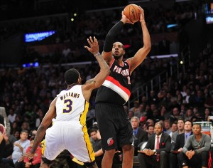 Pacers, Trail Blazers