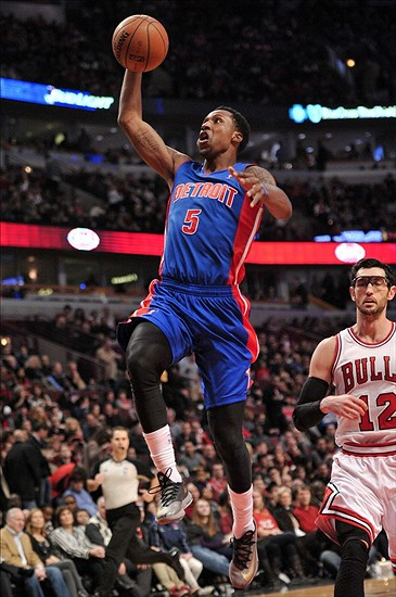 Kentavious Caldwell-Pope: Detroit Pistons