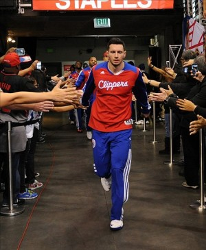 After fracturing his right wrist in late November, J.J. Redick will make his return to the court Friday against the Lakers. Mandatory Credit: Jayne Kamin-Oncea-USA TODAY Sports