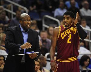 Pacers, Cavaliers, Kyrie