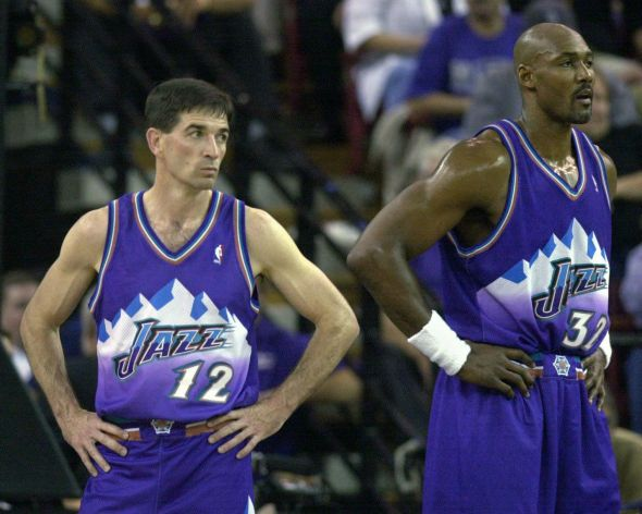 John Stockton and Karl Malone will forever be linked as the faces of the Utah Jazz.