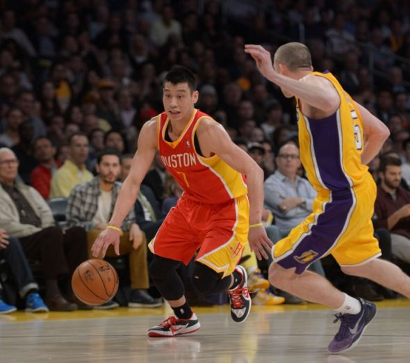 Houston Rockets X Lakers: Jeremy Lin Traded To The Los Angeles Lakers
