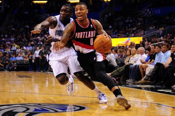 Even in year one of his career Damian Lillard looked like a franchise changer for the Portland Trail Blazers. Could the same really be said for Victor Oladipo? Mandatory Credit: David Manning-USA TODAY Sports